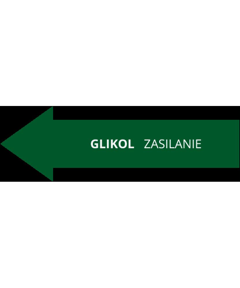 Glikol zasilanie lewo