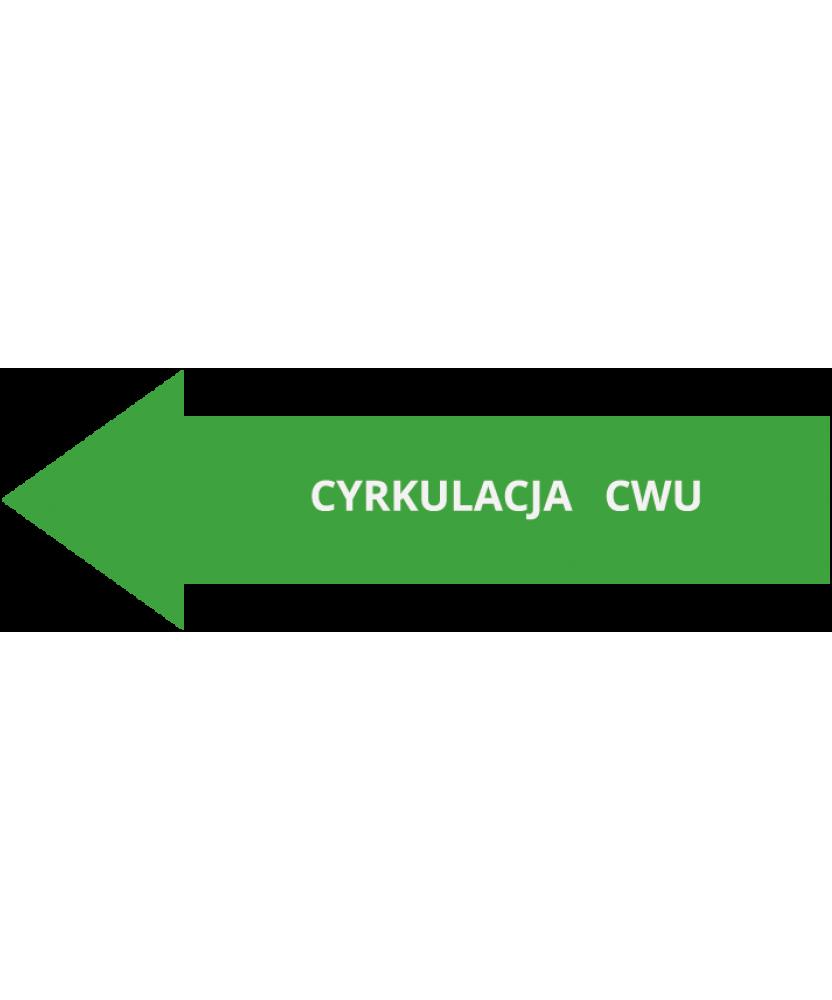 Cyrkulacja CWU lewo