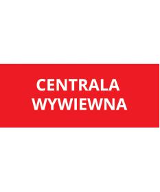 Centrala wywiewna